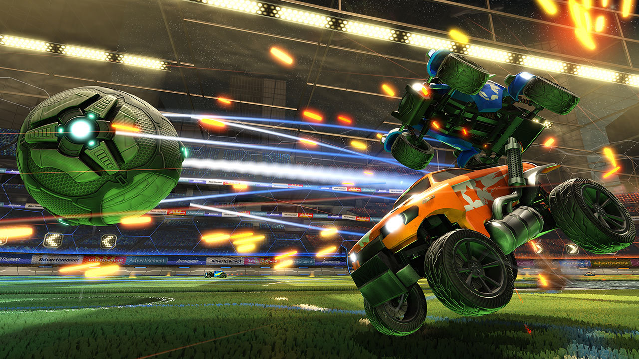 'Rocket League' will get a physical release later this year