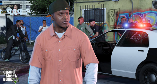 Grand Theft Auto 5 becomes a first-person shooter?