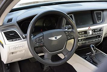2015 Hyundai Genesis 5.0