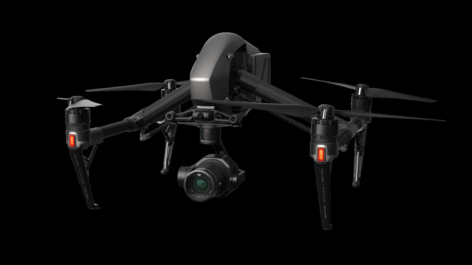 DJI Zenmuse X7: 6K Drohne für filmreifere Aufnahmen