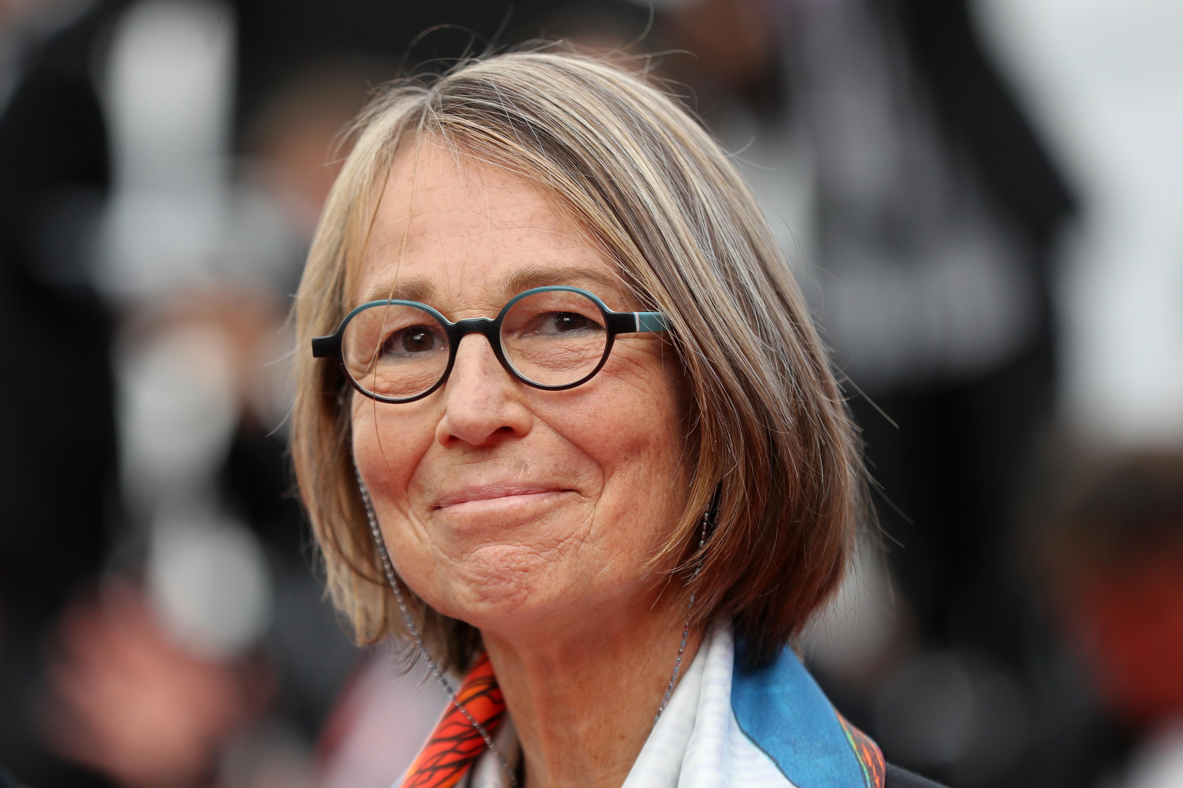 Au Festival de Cannes, Françoise Nyssen, la ministre de la Culture, fait ses premiers pas