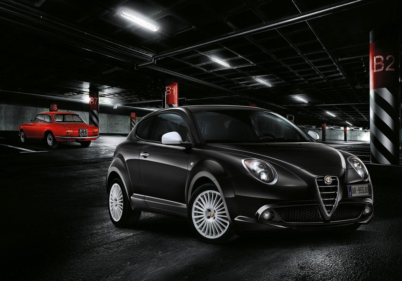 Premiere für Alfa Romeo MiTo