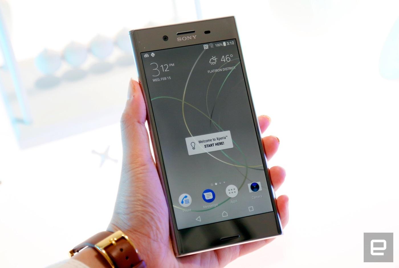 ¿Es el Sony Xperia XZ Premium el mejor smartphone del MWC 2017?