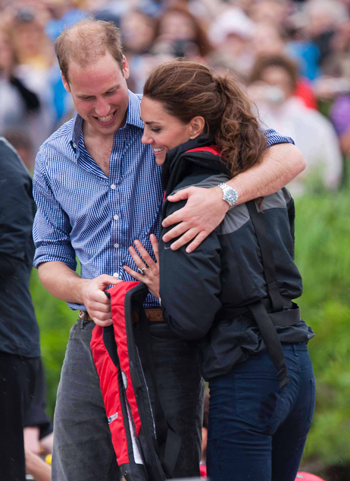The cutest photos of Kate Middleton and Prince William