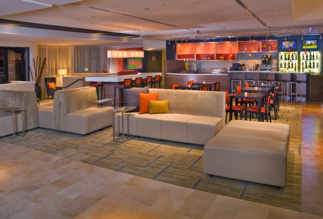 Marriott hotels will soon offer wireless charging in lobbies