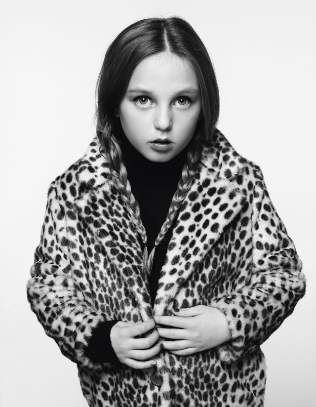 British music star kids team up for new i-D magazine photo shoot