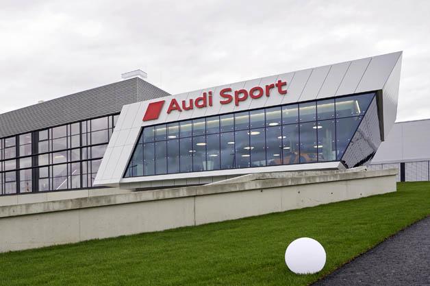 Mit der neuen R8-Fertigung in den Audi Boellinger Hoefen baut der Standort Neckarsulm seine Kleinserienkompetenz weiter aus.