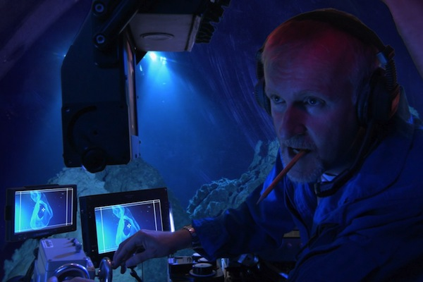 james cameron has mythical powers, james cameron facts