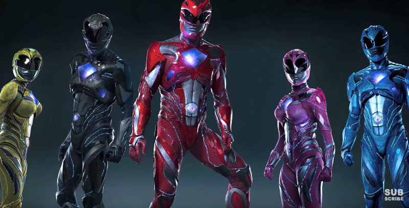 映画『パワーレンジャー』のロボット・アルファ5の声優に『フォースの覚醒』のあの人が就任!