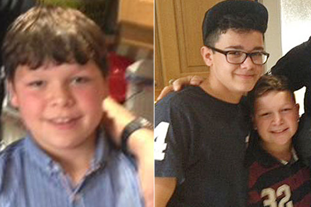 Missing boys: Police release CCTV images of brothers missing since Monday