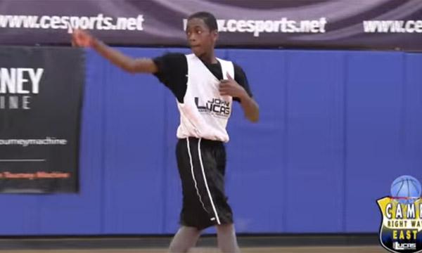「天才ですから」NBAドウェイン・ウェイドの息子(13歳)のプレイが規格外すぎる!【動画】