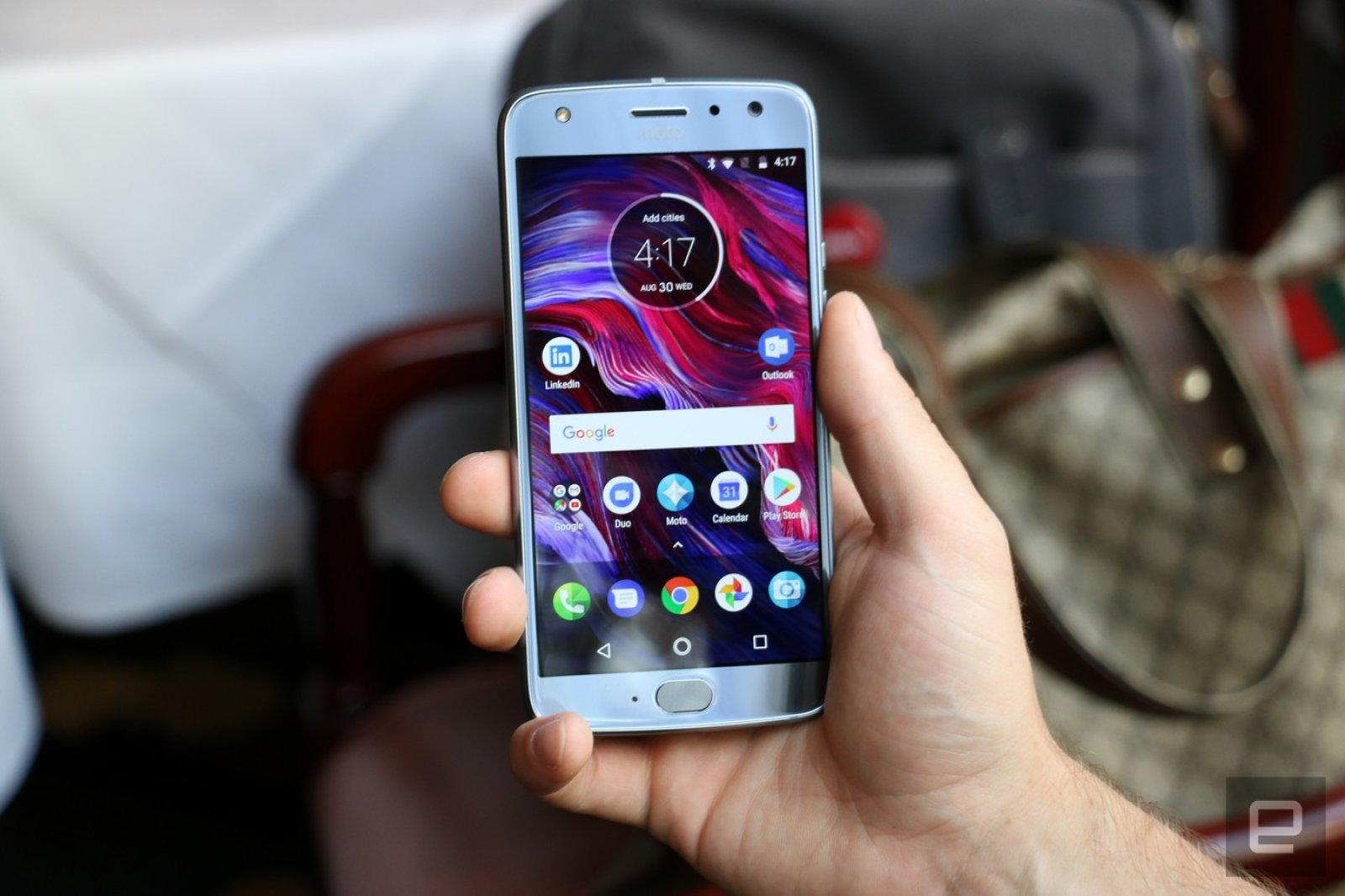 Así es el Moto X4: toque premium y buenas prestaciones a precio competitivo
