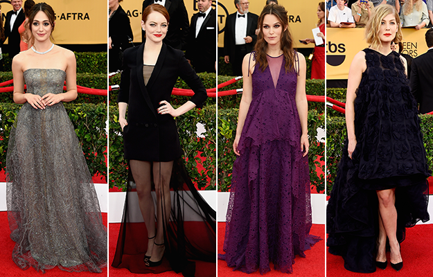 Best and Worst dressed at the 2015 SAG Awards
