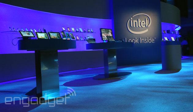 Intel demos