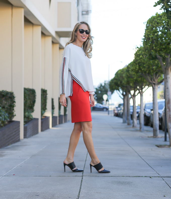 Street style tip of the day: Splits