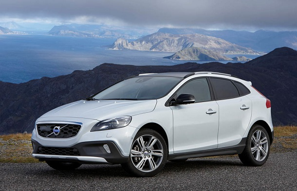 Volvo V40 Cross Country, exterior, front, side
