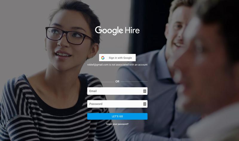 Google Hire: Job-Plattform wildert in LinkedIn-Gefielden