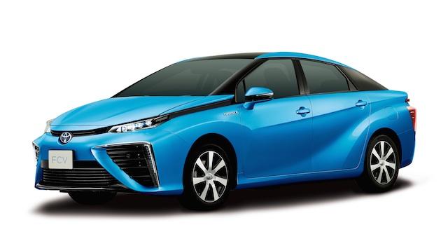 Toyota desvela su primer vehículo comercial de hidrógeno (video)