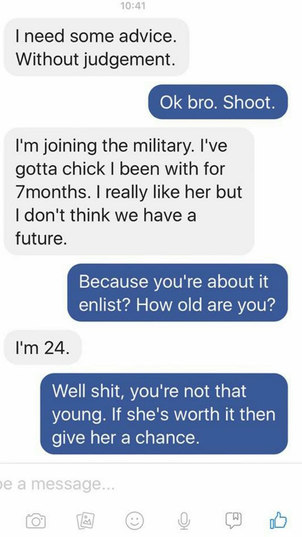 Guy Admits He's Cheating With A Soldier's Wife, Gets Owned