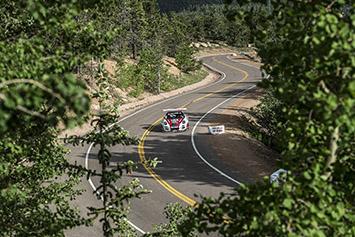 2015 Pikes Peak Hill Climb