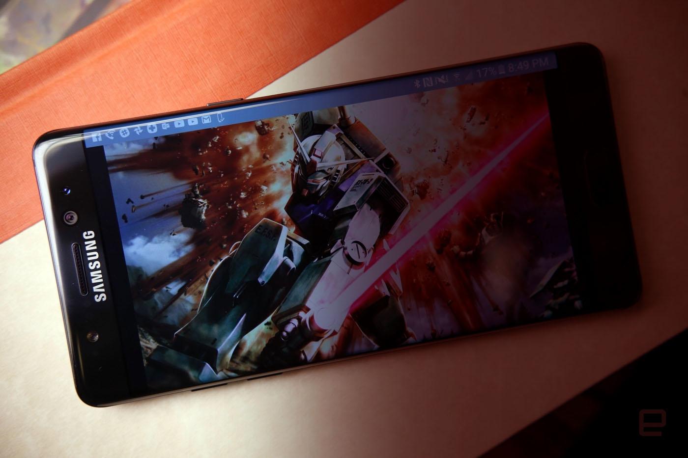 s.aolcdn 5 Samsung mata al Galaxy Note 7 para siempre