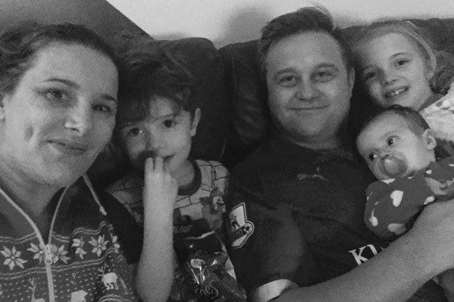 Sam Bailey shares adorable videos of Smiley Miley
