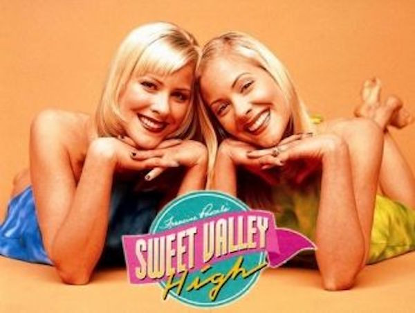 The 'Sweet Valley High' Twins Are Back Together And They're Are As Hot As Ever