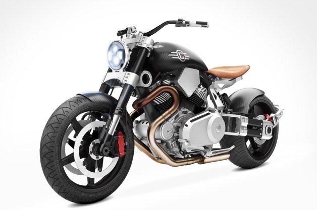 65台の限定生産で、お値段は670万円という「X132ヘルキャット・スピードスター」