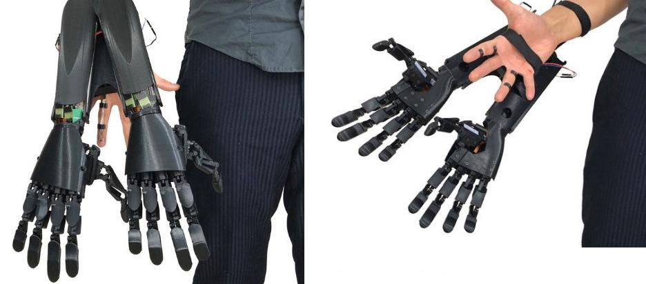 Augmented Human: Drei Hände dank bionischer Doppelhand