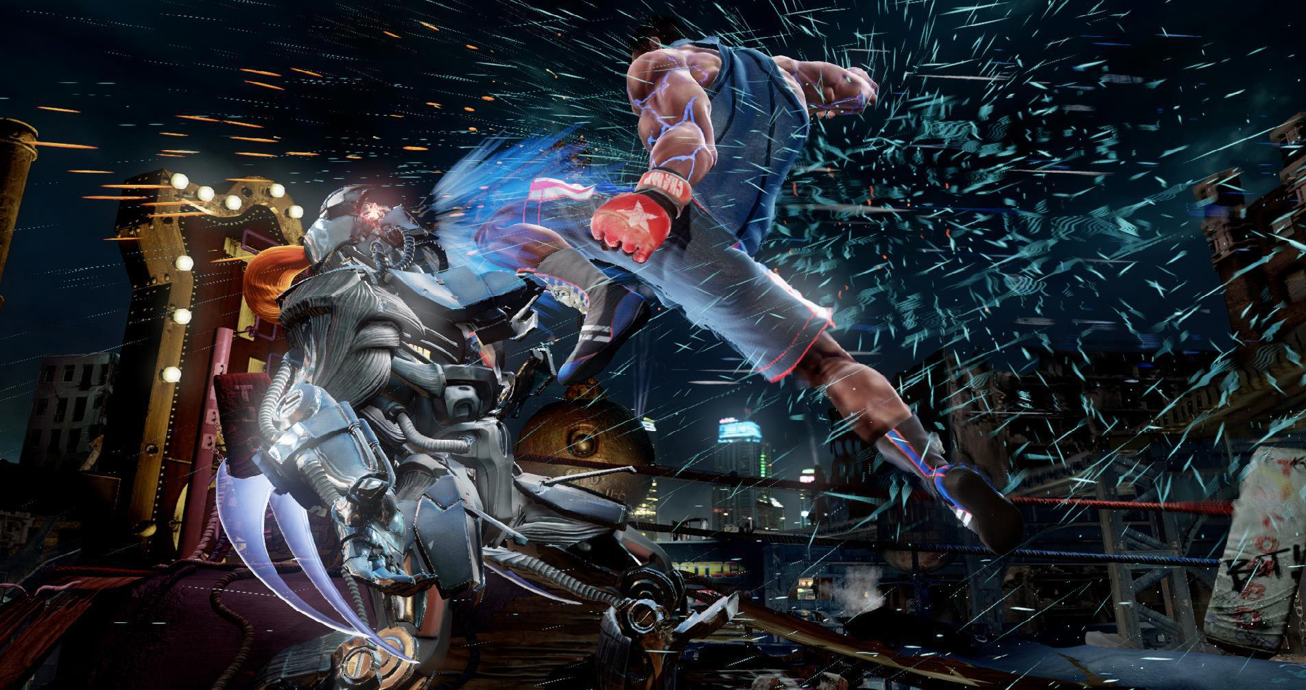 Get to know Killer Instinct's TJ Combo