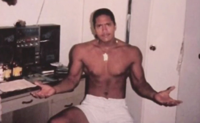 manliest photos on the internet, funny manly images, dwayne johnson the rock age 15