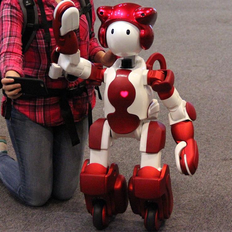 インタビュー:GrooveX林要氏が描く新たなロボットの夢の世界