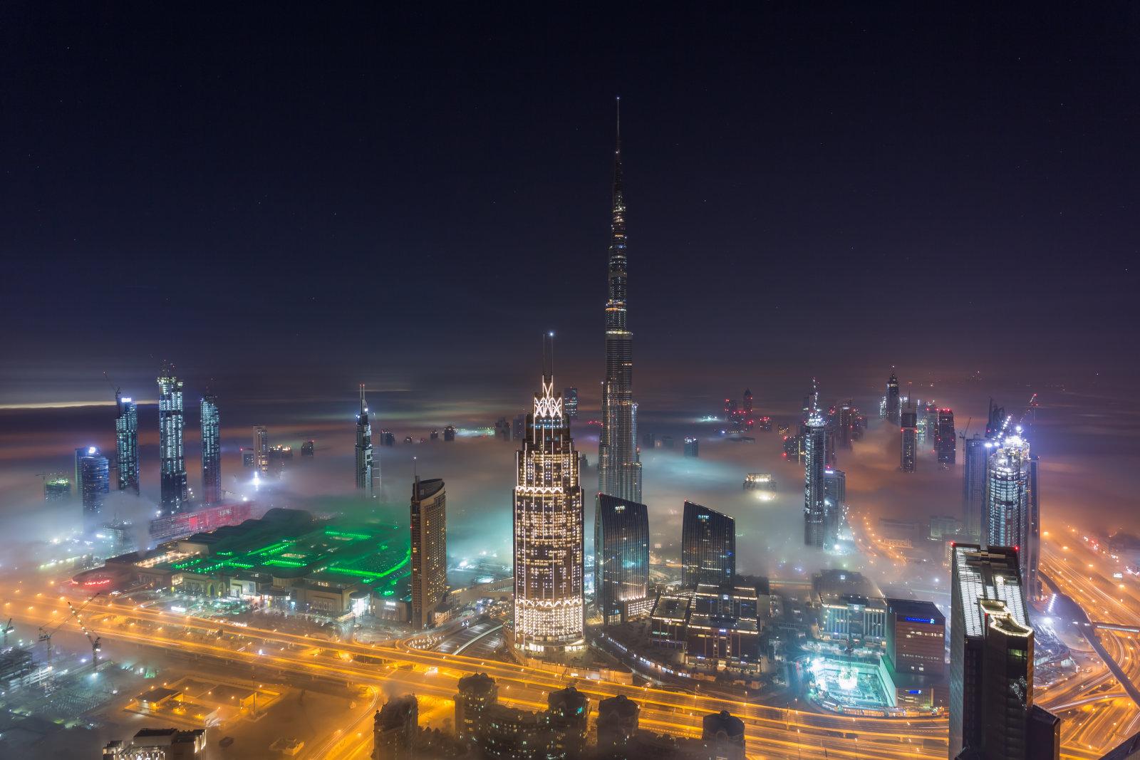 In Dubai experimentiert man mit smarten Nummernschildern