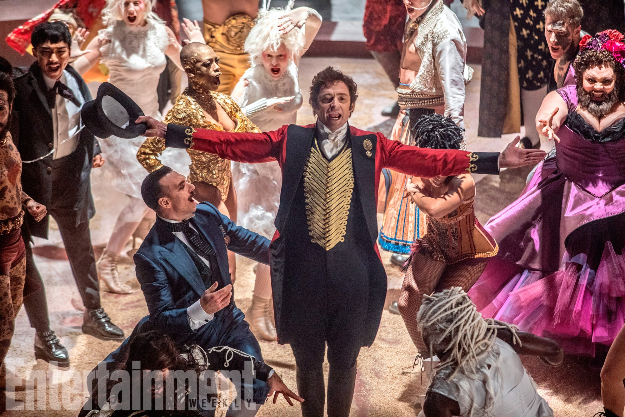 The Greatest Showman (2017)Hugh Jackman
