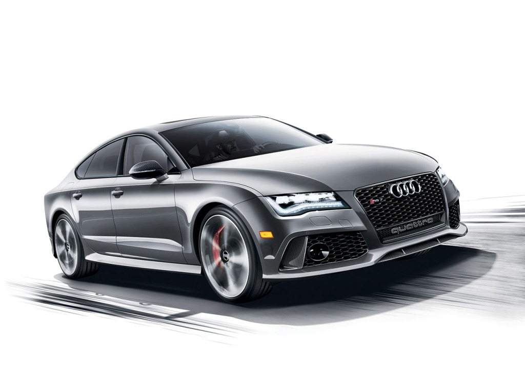 New York International Auto Show,  NYIAS, Audi, Premiere, debüt, Audi RS7, Dynamic Edition, Audi RS7 Dynamic edition, fotos, pics, featured, RS7 Sportback, quattro GmbH, Tuning ab werk, Performance-Program. Trimm-Option, Tuning, Tuner, extra, ausstattung
