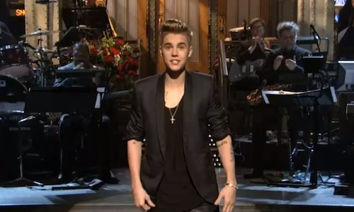 justin bieber saturday night live, bieber snl monologue