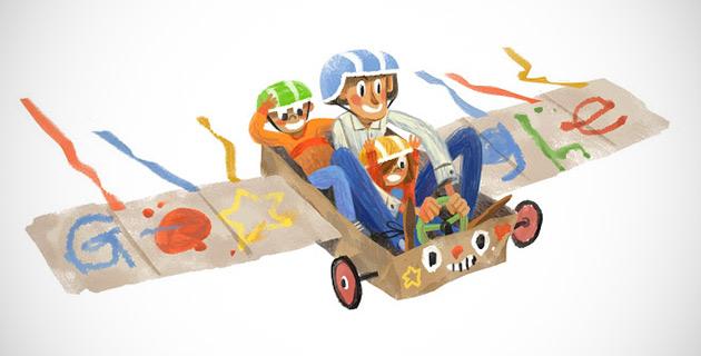 Google doodle for kids