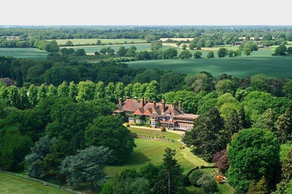 Adele's former £6 million mansion up for sale