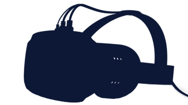 Is this outline actually Valve's SteamVR headset?