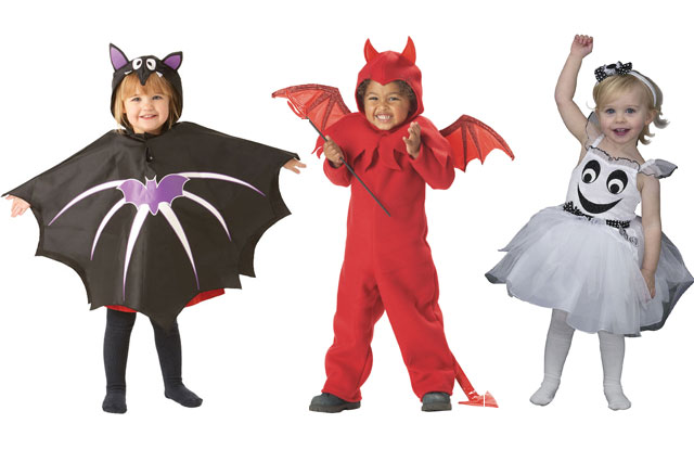 Halloween costumes for kids: The best fancy dress ideas