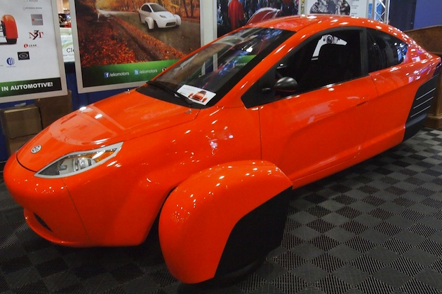 Elio Motorsの3輪コミューター、最新プロトタイプに新型エンジンとマルチモードMTを搭載