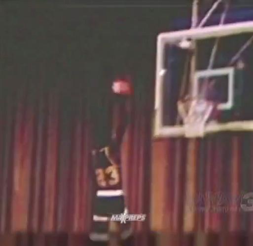 マイケル・ジョーダンも高校生の時は補欠だった!極レア映像が公開され話題に