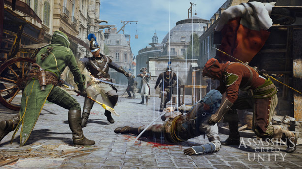 Assassin's Creed Unity's fourth patch arrives Monday