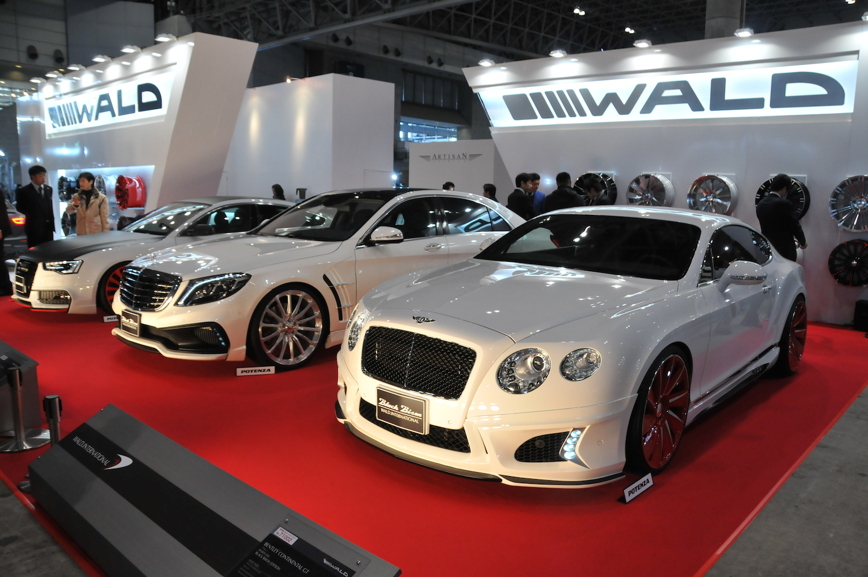 Tokyo Auto Salon2015 WALD