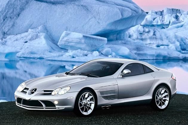 メルセデスAMGが、「SLRマクラーレン」の後継モデルを計画中?