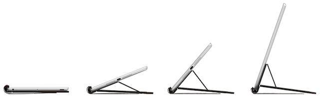 Felix FlipBook Air adjustable angles