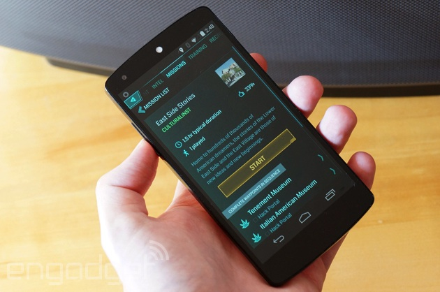 Ingress' user-created missions give added meaning to your walking tours