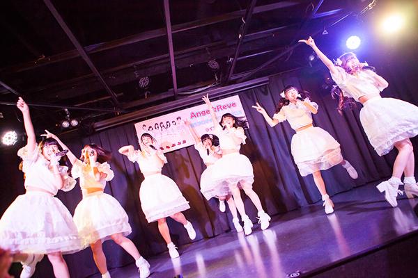 アイドルユニット「Ange☆Reve」新メンバー加入でパワーアップ!10月には3rdシングルも発売決定
