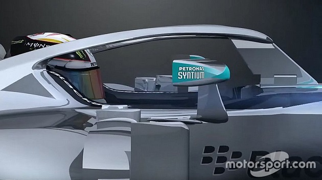 F1ドライバーたちが、2017年までに頭部保護コクピットの導入を要求