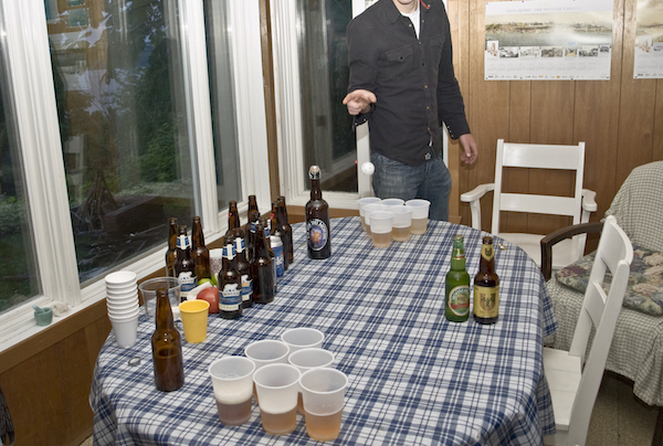 11 Tips To Improve Your Beer Pong Game